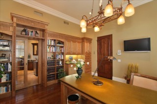Traditional Home Office Dorig Designs
