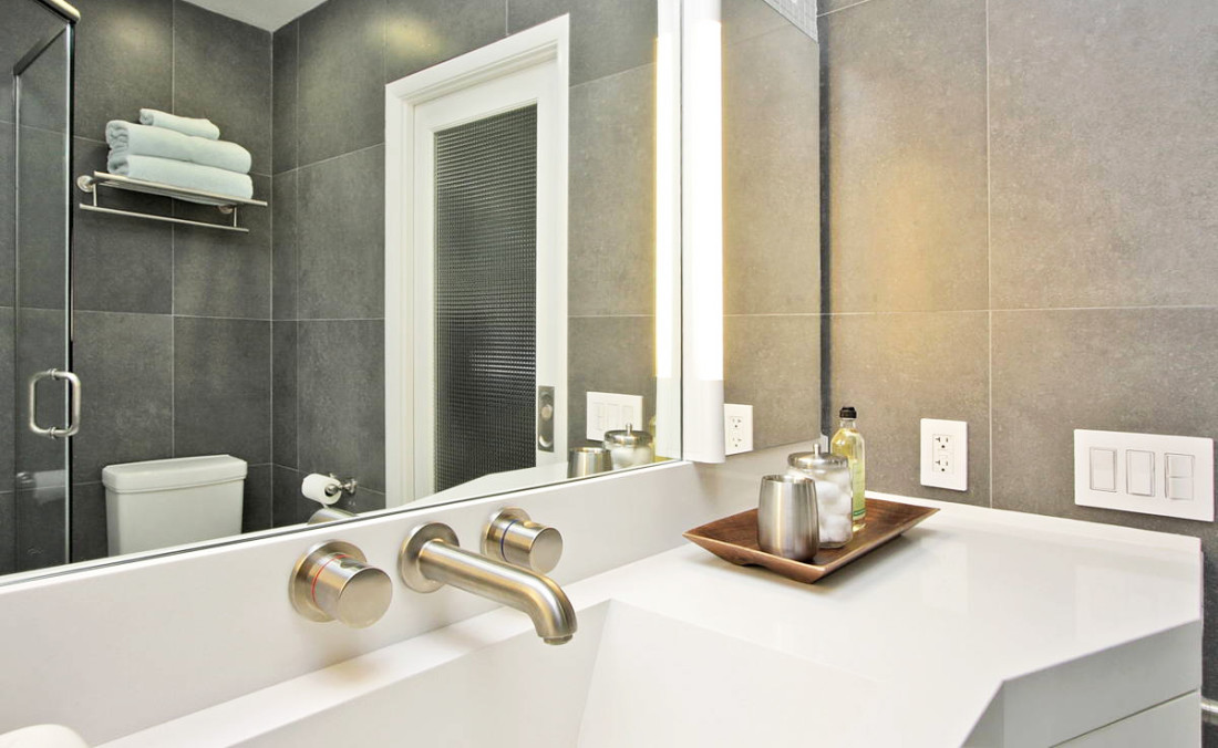 Caesarstone Sink and Counter