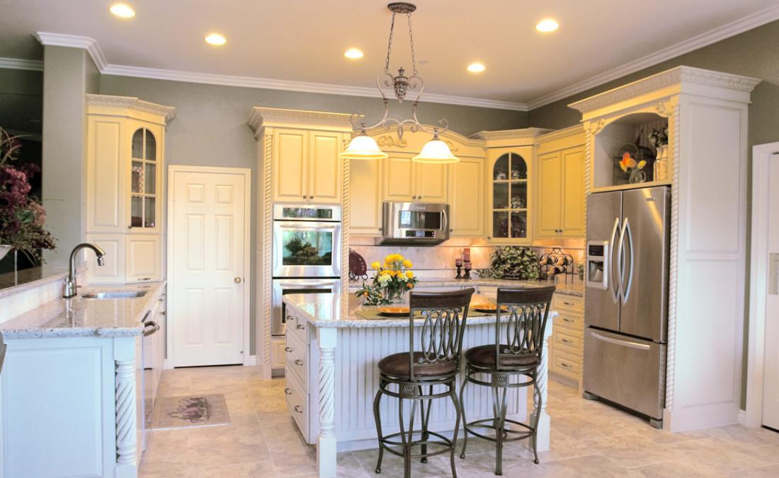 Classic Elegance Kitchen Dorig Designs Eau Claire