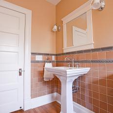 Colonial Revival Master Bath Dorig Designs
