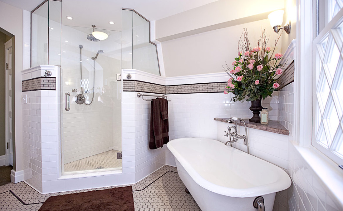 Historical Master Bath Remodel