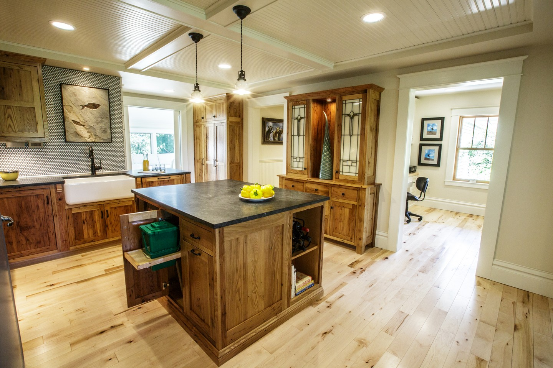 Green design farmhouse kitchen dorig designs for Kitchen design categories