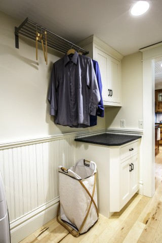 Modern Farmhouse Laundry