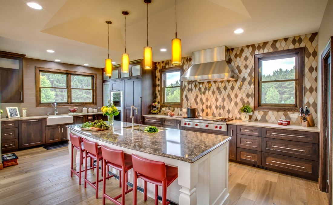 Heart of the Home Kitchen Design