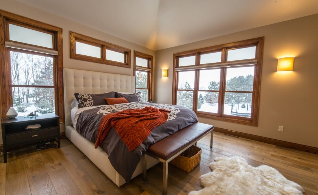 Romantic Retreat Bedroom Design