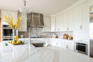 Waterfall Kitchen